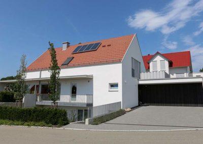 Einfamilienhaus in Böhringen
