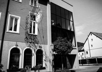 Hotel Neubau/ Anbau in Bad Urach