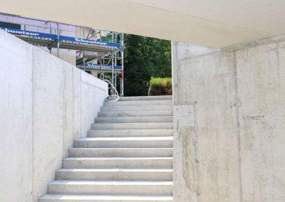 Garage Treppenaufgang in Bad Urach